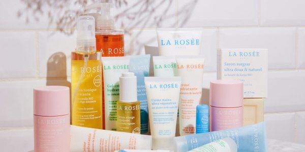 La Rosée: ingredientes orgánicos para un cuidado natural óptimo y seguro