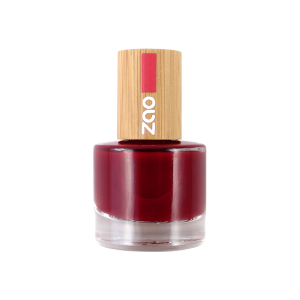 Esmalte de Uñas 668 Passion Red – Zao