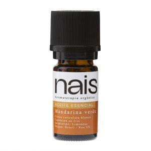 Mandarina verde – Aceite esencial