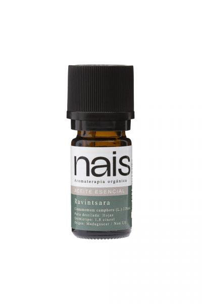aceite esencial de ravinstara orgánicao nais